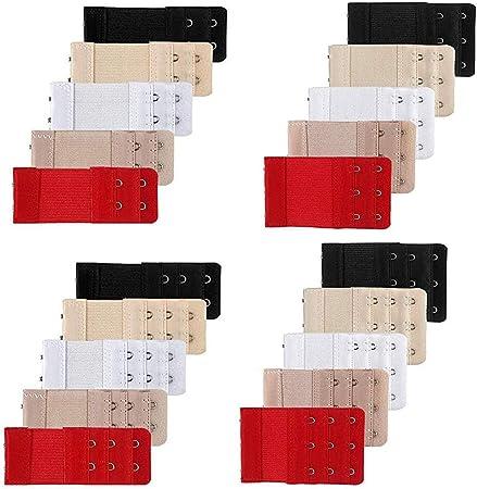 R/éducteur soutien gorge noir 2 crochets julimex