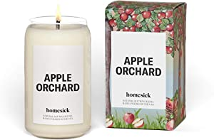 Homesick Scented Candle, Apple Orchard (2020 Version)