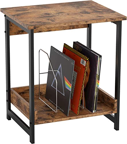 IRONCK Industrial Small End Table