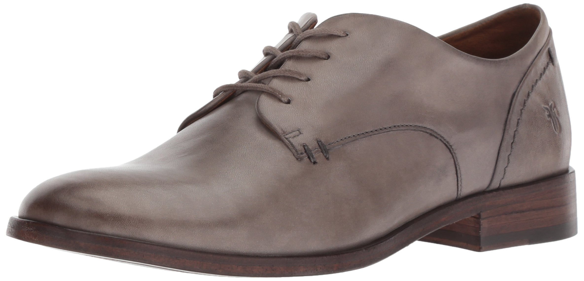 FRYE Women's Elyssa Oxford, Grey 6.5 M US
