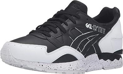 Armonía sin embargo Descomponer  Amazon.com   ASICS Men's Gel-Lyte V Fashion Sneaker, Black, 4.5 M US    Fashion Sneakers