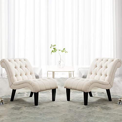 YongQiang Set of 2 Accent Chair