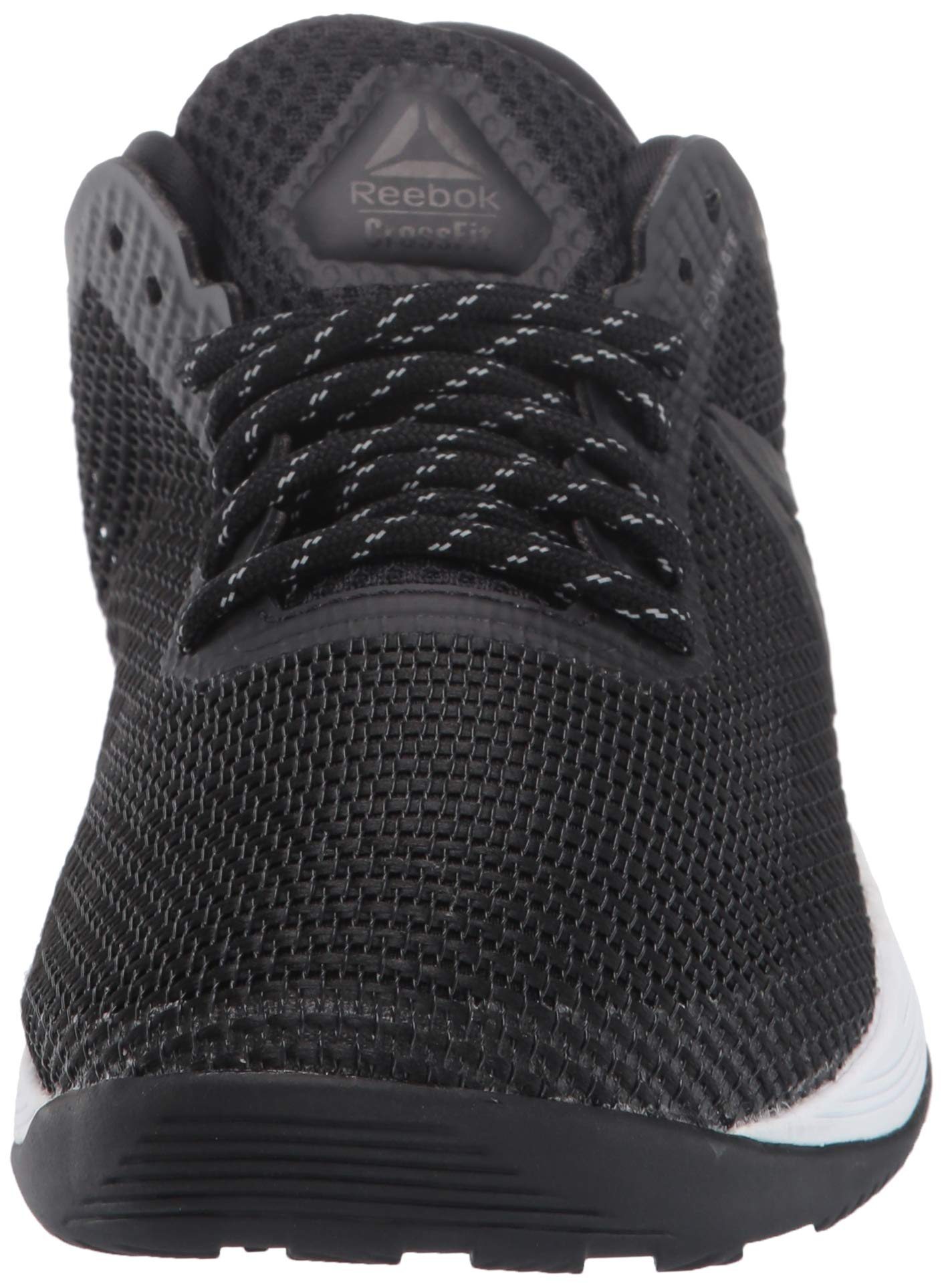 Reebok Women's CROSSFIT Nano 8.0 Flexweave Cross Trainer, Black/White, 5 M US by Reebok (Image #4)