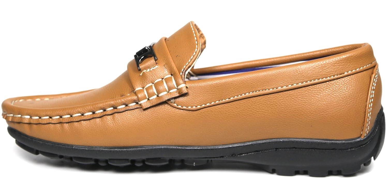 Steve Harvey Ryder Boys Designer Fashion Sharp /& Adorable Vegan Loafers Drivers