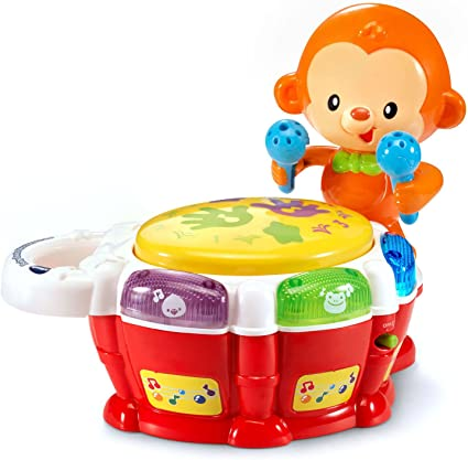 BRAND NEW!!! VTech Dress and Discover Friend Monkey Learning Toy