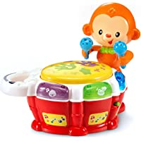 VTech 80-503200 Baby Beats Monkey Drum