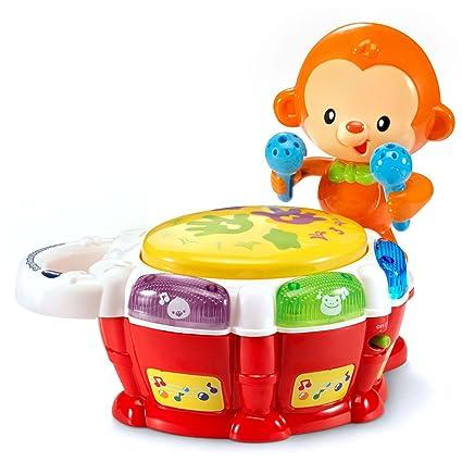 vtech baby  : VTech Baby Beats Monkey Drum: Toys & Games