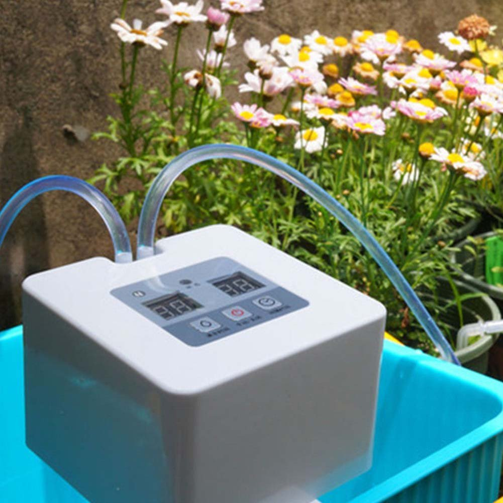 Zreal Diy Automatische Tropfbewasserung Kit Usb Batteriebetrieben