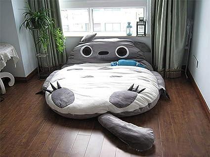 Amazon.com: Totoro Double Bed Sleeping Bag Pad Sofa Bed Mattress