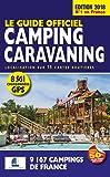 Le Guide Officiel Camping caravaning Edition 2018