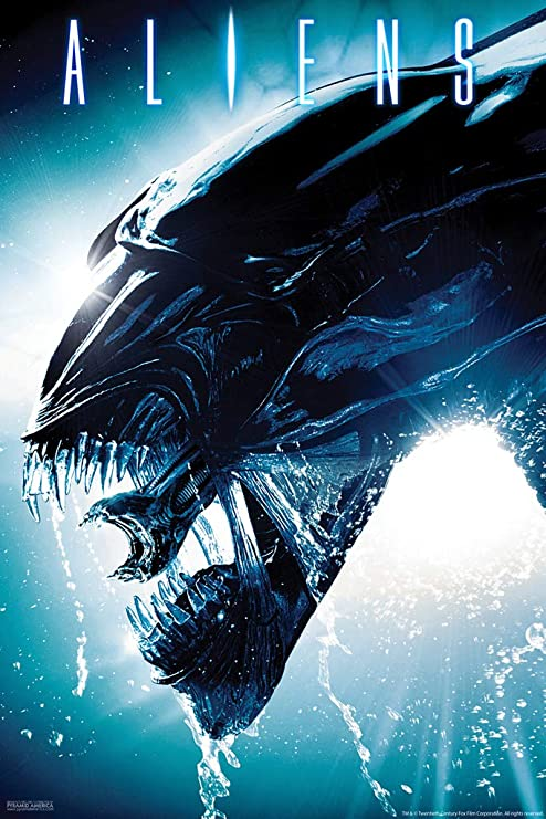 14x21 24x36 Art Gift X-109 New ALIEN Horror Predator Classic Movie Poster