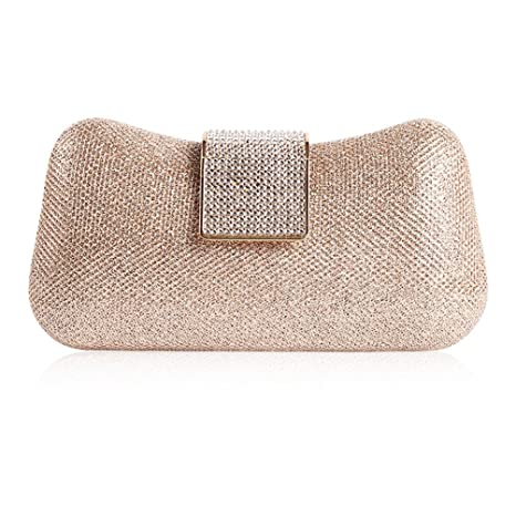 49c7f3c63e95 Amazon.com: Womens Evening Clutch Bags Hand Clutch Bags Sequins for ...