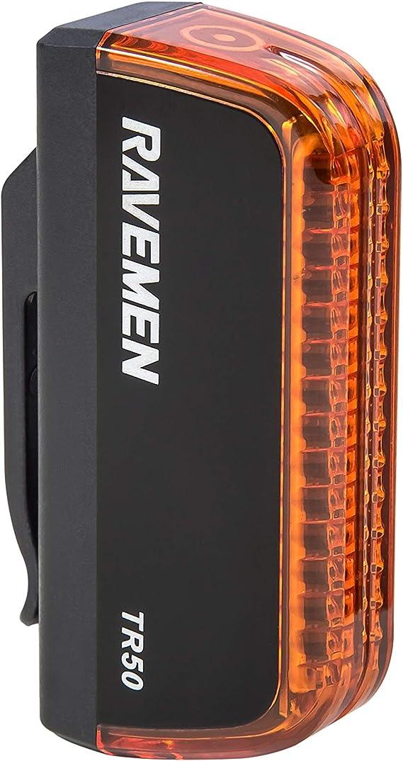 Ravemen PR1600 Phare Avant Unisexe Noir//Gris Taille Unique