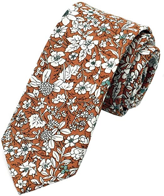 100/% Linen /& Cotton Grey Skinny Tie Wedding Tie Husband Groomsmen Ties Gift Him
