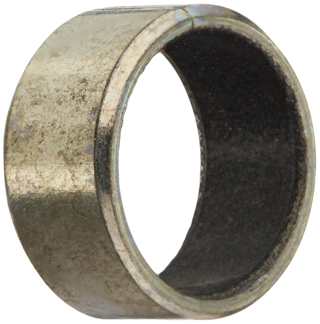 uxcell Sleeve Bearing 6mm Bore x 8mm OD x 15mm Length Plain Bearings Wrapped Oilless Bushings Pack of 3