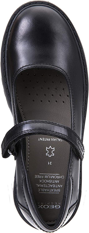 Geox Mädchen J Casey Girl P School Uniform Shoe