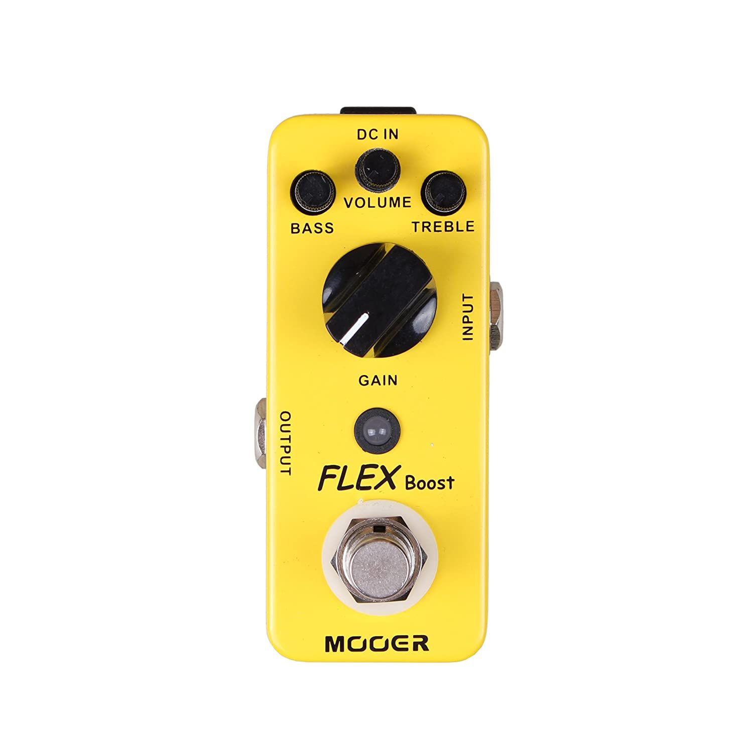 Flex Boost  Mooer The Juicer Pédale Overdrive signature Neil Zaza