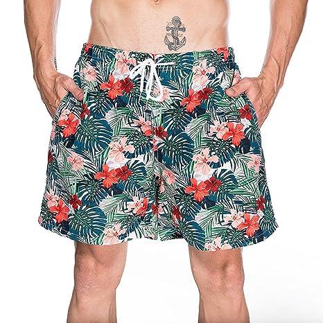 Bañador para hombre Traje de baño para hombres de verano ...