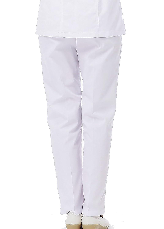 Ropa Especializada Wdf Medicos Trabajo Pantalones Medicos Enfermeras Pantalones Blanco Mujer Pantalones De Trabajo Cintura Elastica Ropa Lekabobgrill Com