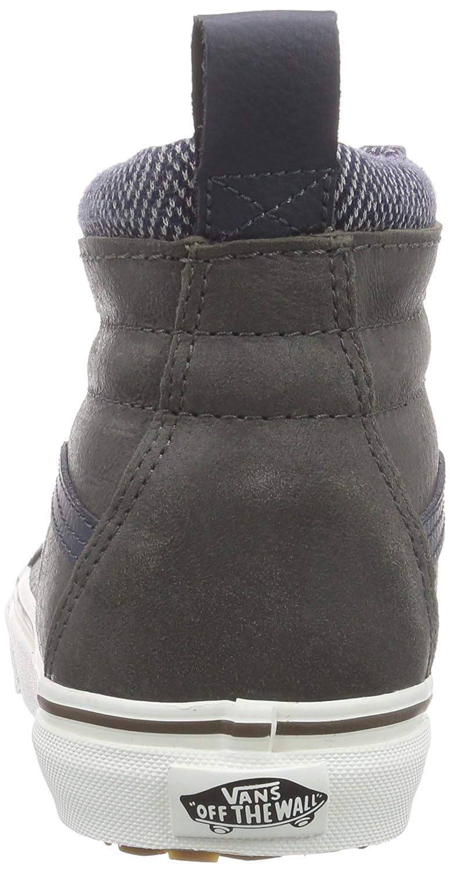 Vans Unisex-Erwachsene Sk8-hi MTE, Unisex-Erwachsene Vans Hohe Sneakers Grau (Mte/Charcoal/Herringbone) 39b973