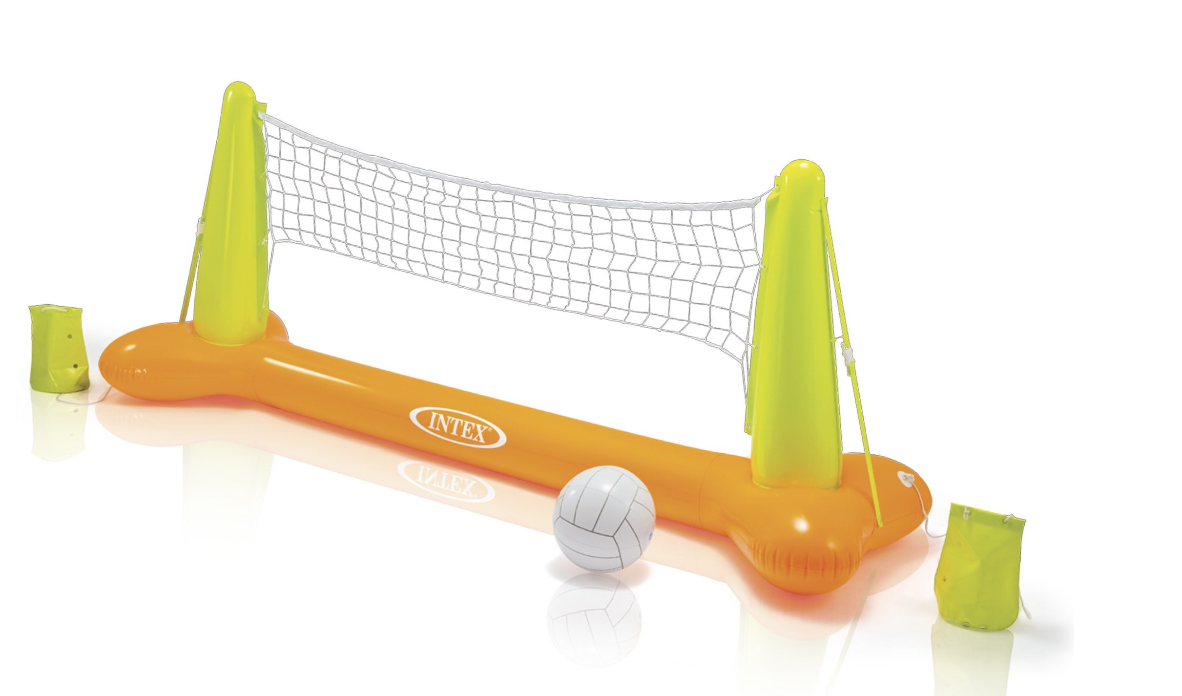 Intex Pool Volleyball Game, 94'' X 25'' X 36'', for Ages 6+