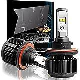 TECHMAX H13 (9008 Hi/Low) LED Lampadine Kit, di conversione 7200LM 80W 6000K luce bianca delle CREE - 3 anni di garanzia