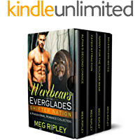 Werebears Of The Everglades: A Paranormal Romance Collection (Shifter Nation)