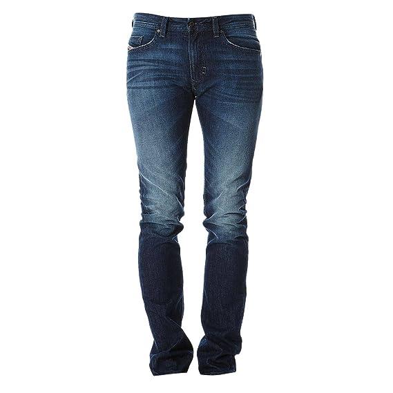 985b0dce Diesel Thavar 0838B Men Jeans Pants Slim Skinny (Blue, W31/L34 ...