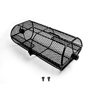 Onlyfire Universal Rotisserie Grill Peanut Beans French Fries Basket Fits for Any Grill