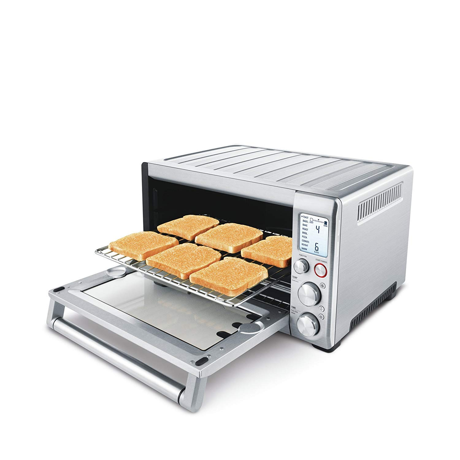 Breville the Smart Oven 1800-Watt Convection Toaster Oven - BOV800XL by Breville (Image #4)