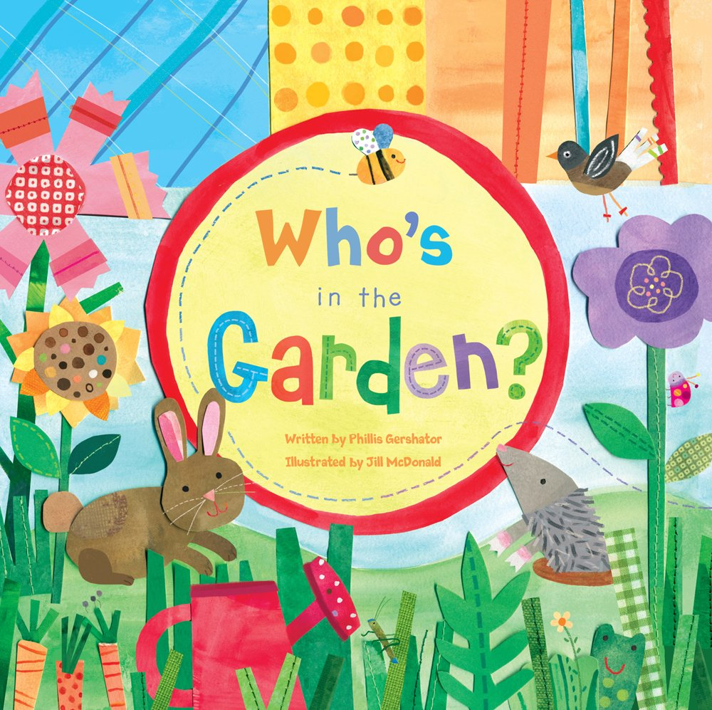 Download Who's in the Garden? ebook