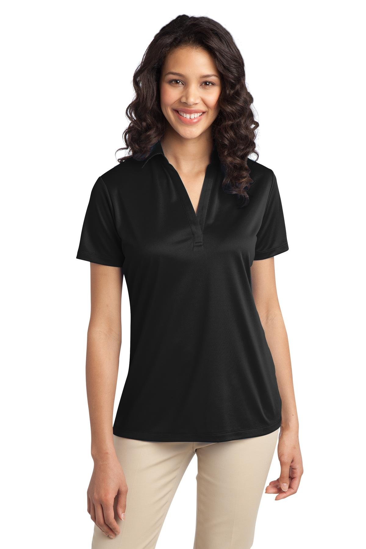 Port Authority Ladies Silk Touch Performance Polo. L540 product image