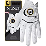 Footjoy Men's StaSof Golf Glove (White)