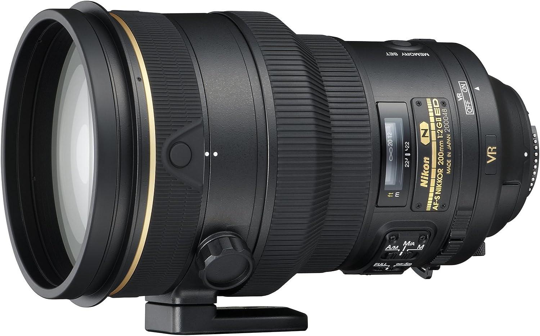 Nikon Af S Nikkor 200 Mm 1 2g Ed Vr Ii Kamera