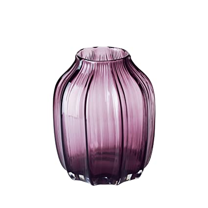 Amazon Casamotion Vases Hand Blown Solid Color Home Decor