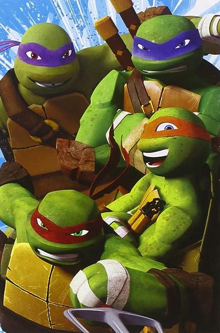 DIARIO POKET 10 MESI TURTLES x1: Amazon.es: Hogar