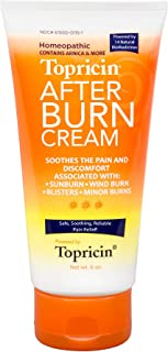 product image for Topricin AfterBurn Cream Fast Acting After Burn Lotion for Sunburn & Other Burns