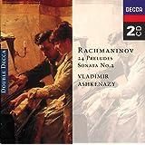 Rachmaninov: 24 Preludes, Sonata No.2