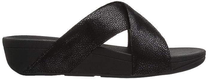 714c1d14eefa Fitflop Women s Swoop Slide Flip Flop  Amazon.co.uk  Shoes   Bags