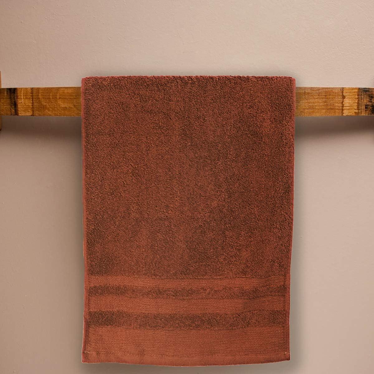 Bath Sheet Ecru 100/% cotone egiziano. 700 g//mq 90x150cm Asciugamani morbidi