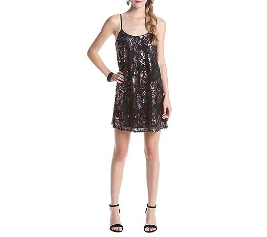 Amazon.com: Esmeralda Sundae lentejuelas floral vestido de ...