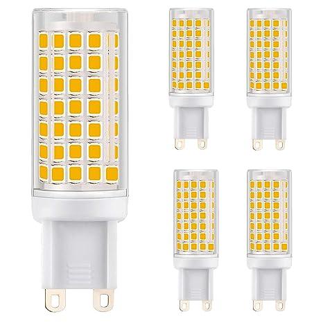 Dimmable G9 Led Light Bulbs 6w Home Lighting Led Candelabra 60w