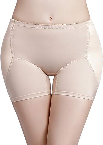 WNSY Women Shaper Stretch Push Up Shapewear High Waist Panty