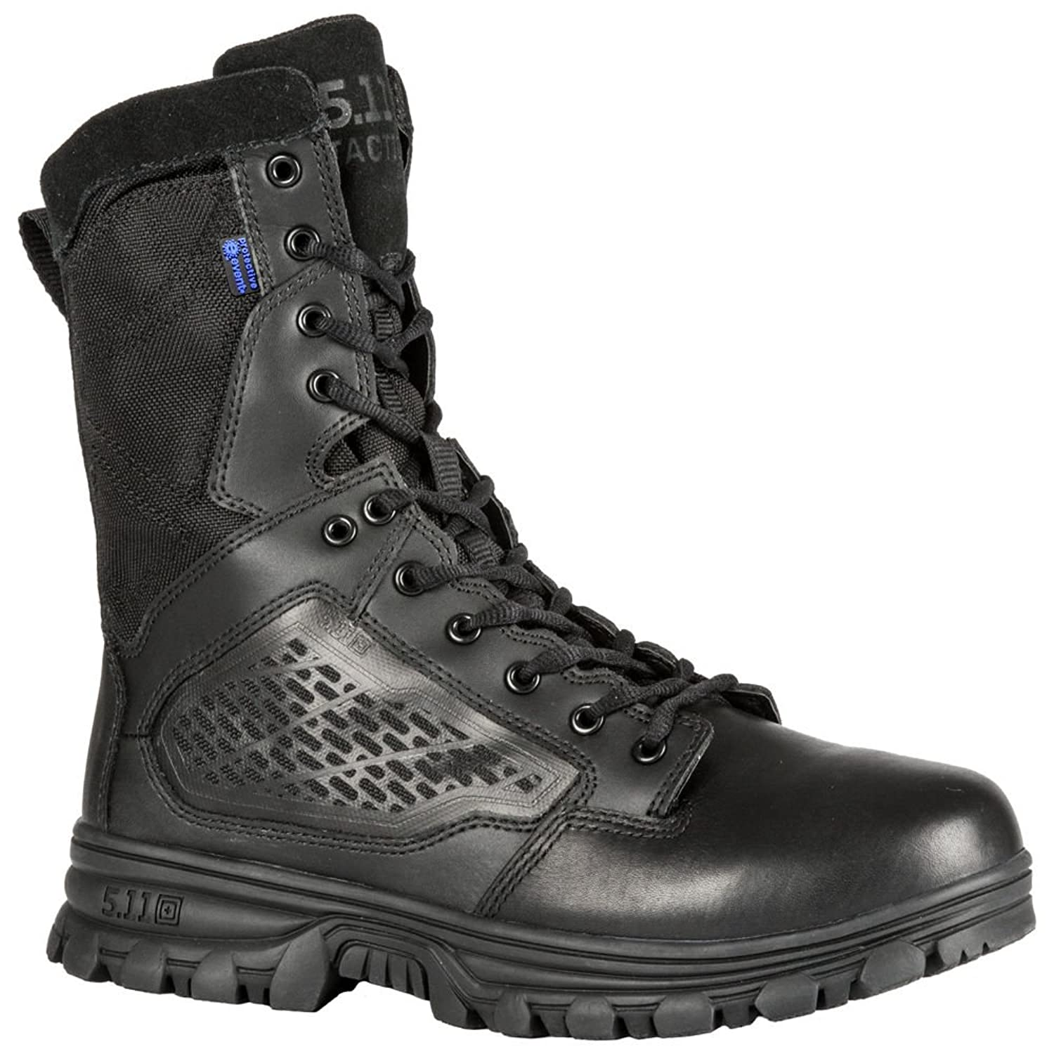 "5.11 Men's Evo 8"" Insulated Side Zip Military and Tactical Boot"