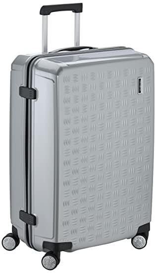 Samsonite Maletas y trolleys 53184-1004 Plateado 94 liters: Amazon.es: Equipaje