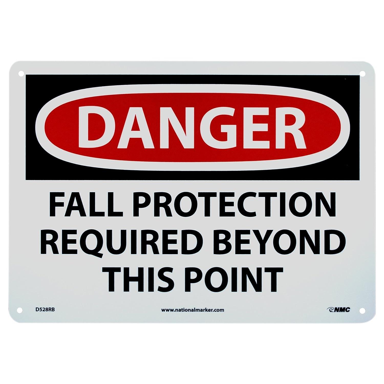 NMC D528RB OSHA Sign,