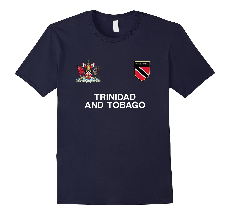 Trinidad and Tobago National Soccer T-Shirt Football Jersey-T-Shirt