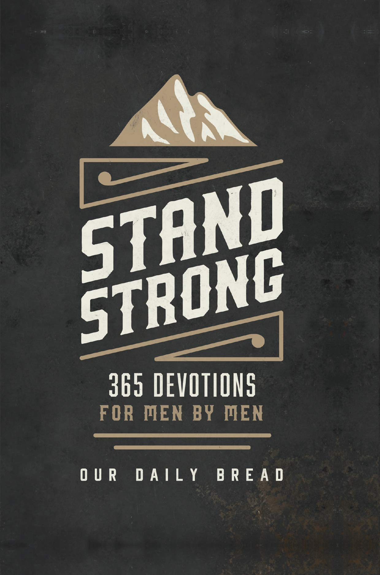 Stand Strong: 365 Devotions for Men by Men pdf epub