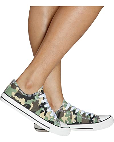 5933a78fa Amazon.com | S-3 Women's SK8ER BOY Canvas Sneaker (Available in 6 ...
