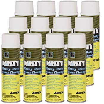 Misty Heavy Duty 19 oz. Solution Glass Cleaner